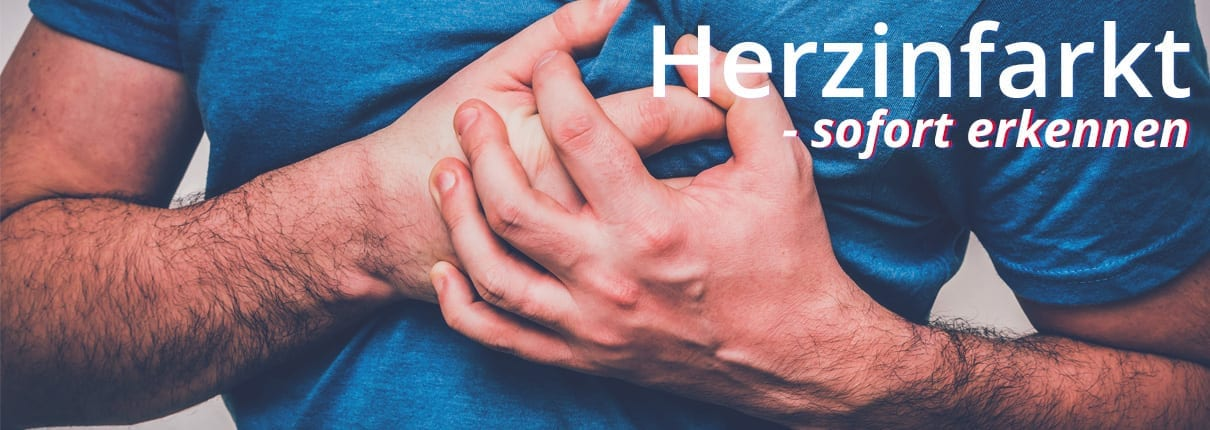 Herzinfarkt - sofort erkennen | Selbsthilfekurs der Cardiopraxis in Düsseldorf und Meerbusch
