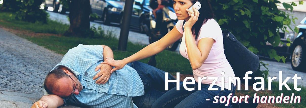 Herzinfarkt - Was ist zu tun? Jede Minute zählt! | Selbsthilfekurs der Cardiopraxis in Düsseldorf und Meerbusch