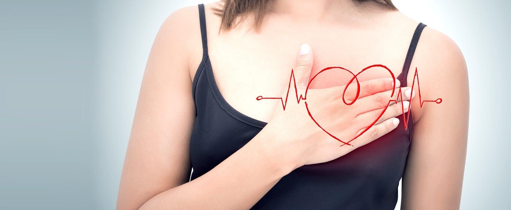 Symptome Angina Pectoris: Warnzeichen bei Herzinfakt | Cardiopraxis - Ihre Praxis für Kardiologie in Düsseldorf und Meerbusch