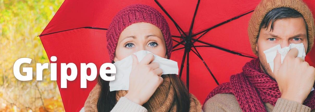 """Hilfe zur Selbsthilfe mit dem Selbsthilfekurs """"Grippe"""" der Cardiopraxis in Düsseldorf und Meerbusch"""