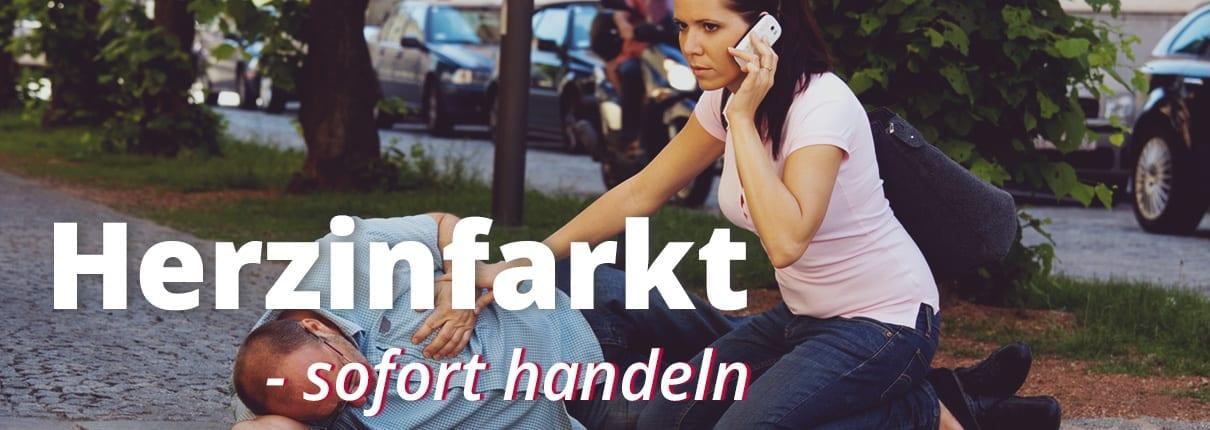 """Hilfe zur Selbsthilfe mit dem Selbsthilfekurs """"Herzinfarkt - sofort handeln"""" der Cardiopraxis in Düsseldorf und Meerbusch"""