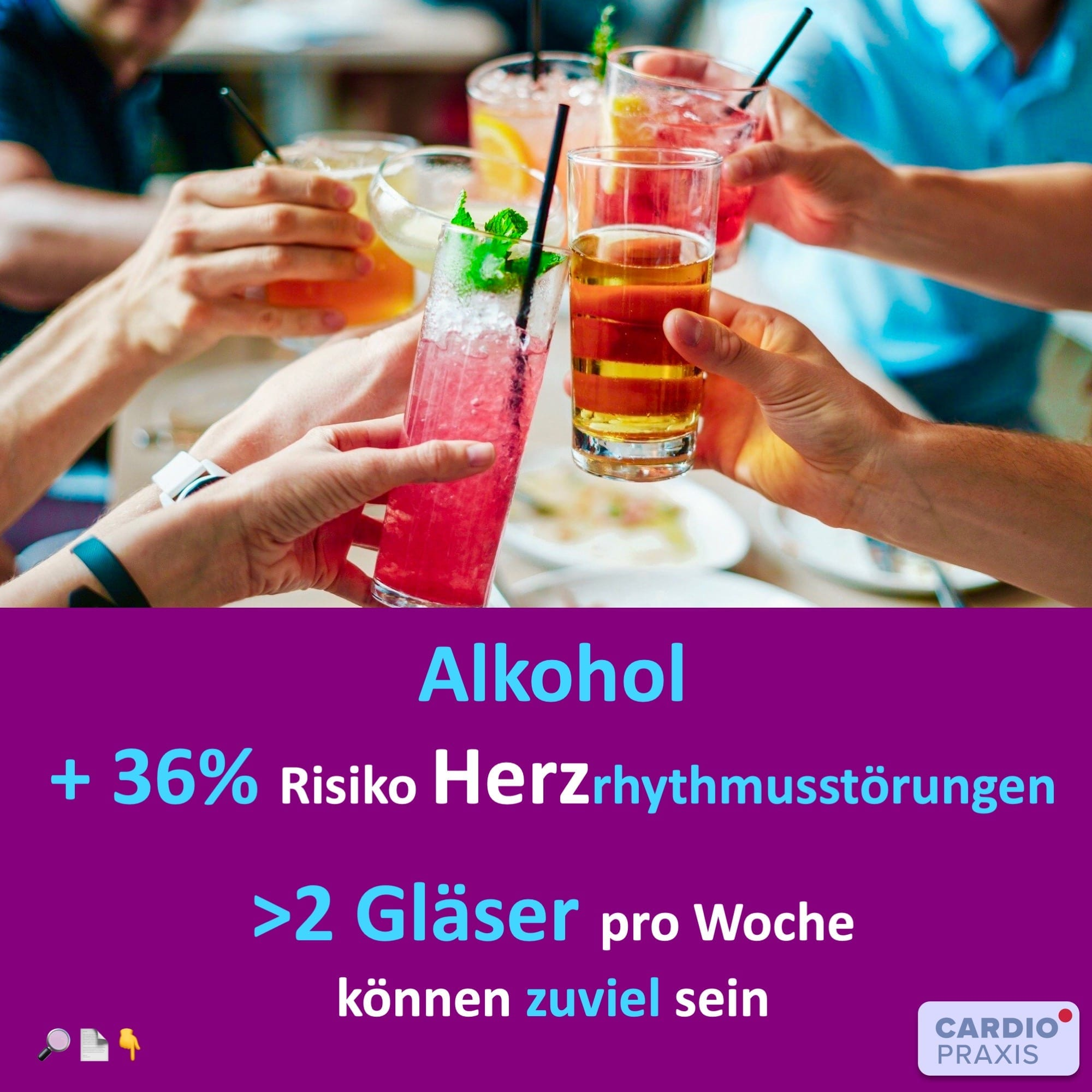 Exzessiv alkohol trinken