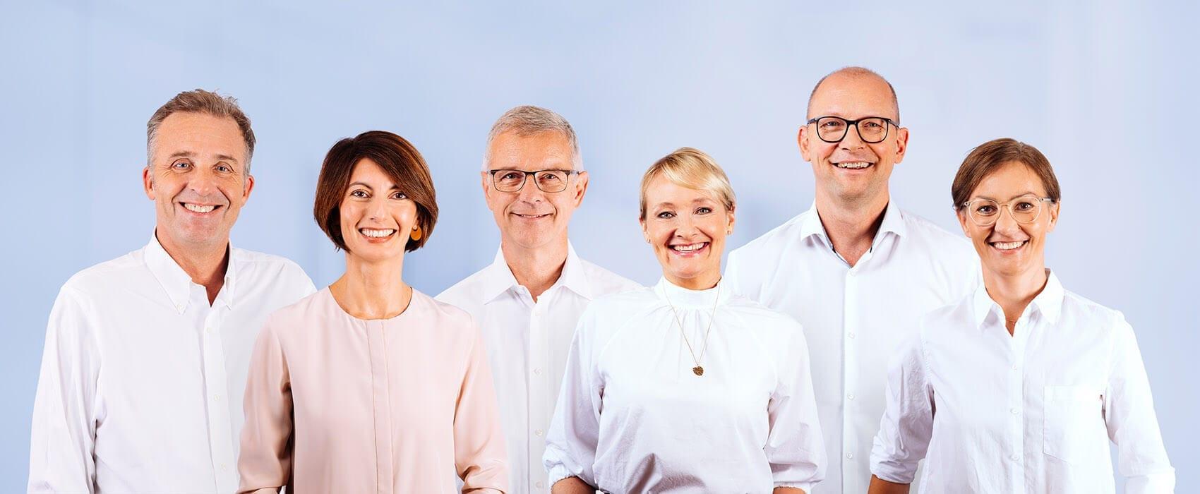 Kardiologische Power: Das Kardiologen-Team der Cardiopraxis in Düsseldorf und Meerbusch