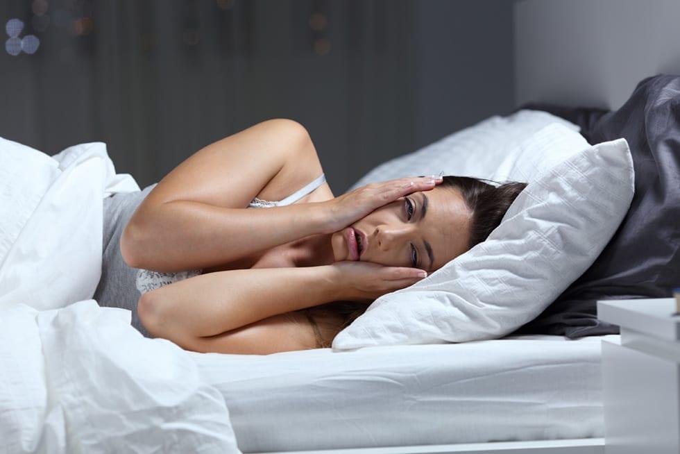 Schlaflosigkeit kann Nerven kosten: Das muss nicht sein!