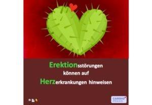 Erektionsstörung Herzerkrankung