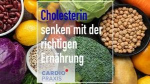 Auf die richtige Cholesterinbalance kommt es an. Wie Sie sich gesund ernähren und dabei den Cholesterinspiegel senken können ► Mehr erfahren!