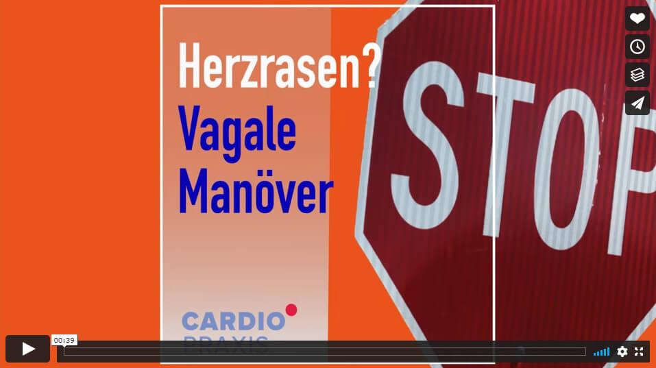vagale manoever kardiologie ratgeber